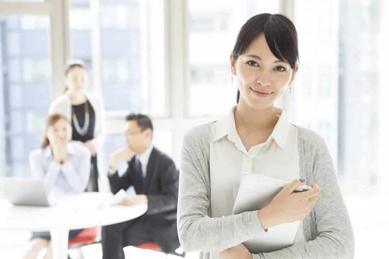 社員と就業管理